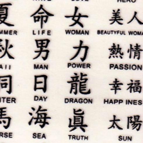 Todos los dialectos chinos comparten la misma escritura