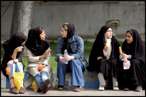 Los islamistas hicieron el velo obligatorio para todas las mujeres